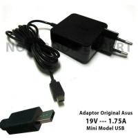 ORIGINAL adaptor charger Asus 19v-1.75A MINI USB EEEBOOK X205T X205TA