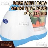 Baby Safe LB609 Smart Baby Food Processor Blender Penghalus Makanan