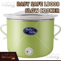 Baby Safe LB008 Slow Cooker On/Off Switch Alat Masak Penghangat MPASI