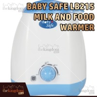 Baby Safe LB215 Bottle Warmer Alat Penghangat Makanan Susu ASI Bayi