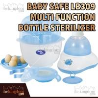Baby Safe LB309 MultiFunction Sterilizer Alat Steril Botol Multifungsi
