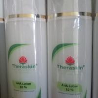 Theraskin AHA Lotion 10%/body lotion whitening/lotion pemutih badan