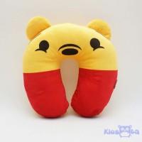 bantal leher winnie the pooh kuping