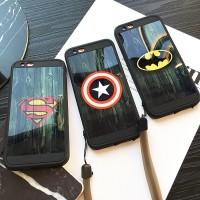 VIVO Y53 Mirror Marvel Super Heroes Silicon TPU Phone Case