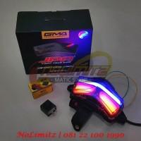 Stoplamp / Lampu Rem Belakang Variasi LED JPA Yamaha Aerox 155