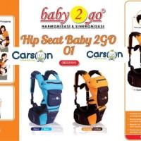 Gendongan Bayi Hipseat Baby 2 Go / Gendongan Baby Scot Baby 2 Go