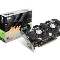 MSI NVIDIA GEFORCE GTX 1050Ti / 1050 Ti 4GT OC 4GB DDR5
