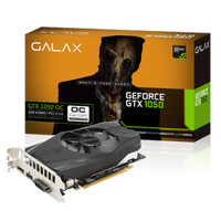 VGA Card GALAX nVidia Geforce GTX 1050 OC 2GB DDR5 Single Fan