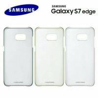 Clear Cover Samsung S7 Edge Original Oem Back Case
