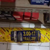 ban luar swallow tyre 300-17 trail