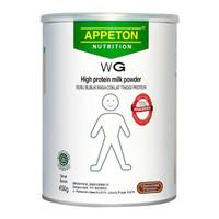 Appeton Nutrion WG Rasa Coklat Susu untuk Menambah Berat Badan Apeton