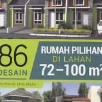 Buku Design rumah minimalis : 86 DESAIN RUMAH PILIHAN 72  100 M2