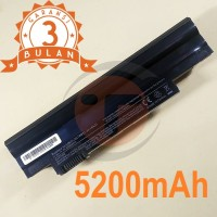 Baterai Acer Aspire One 522 D255 722 D260 6 CELL (OEM) - Black