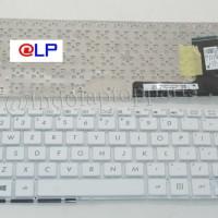 Keyboard Asus E202M E202MA E202 E202S E202SA TP201SA White
