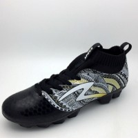 Sepatu Bola Specs Original Heritage FG Black Gold White 100797 BNIB Mu