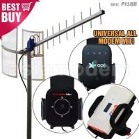 Antena Penguat Sinyal Modem Mifi Wifi Universal All Tipe Yagi TXR175