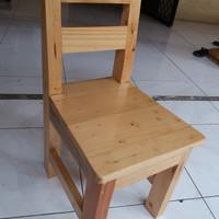 Kursi Anak PAUD,TK,SD/Kursi Sekolah/Kursi Kayu/Bangku Kay/Tempat Duduk