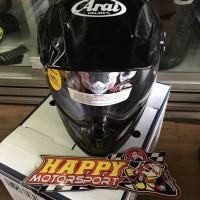 Helm Arai Tourcross 3 Black Glossy metallic size XL made in Japan