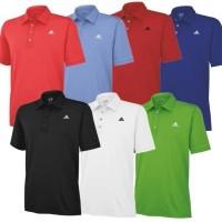Kaos Polo Shirt Baju Polos Adidas Kerah Casual Sporty olahraga GYM