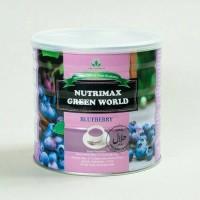Nutrimax Green world / Obat pecandu / super nutrition