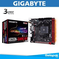 new model Motherboard Gigabyte GA AB350N Gaming WIFI with Mini ITX fo