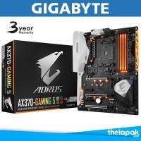 new model Motherboard Gigabyte Aorus RGB Fusion GA AX370 Gaming K5 fo