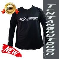 PREMIUM Jersey Downhill Cross ONEAL Sepeda Baju Kaos F019 MTB Motor