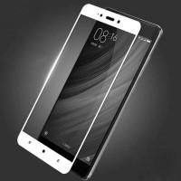 Redmi Note 5A Tempered Glass Full Cover Color Anti Gores Warna Xiaomi