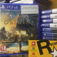 PS4 ASSASSINS CREED ORIGINS REG 2