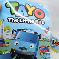 plastik snack Tayo little bus / plastik bingkisan ultah tema tayo