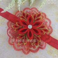 Bandana Bayi Bando Anak Baby Headband Edisi Imlek Chinese New Year H60