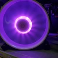 Fan case 12cm Imperion ILLUMINA 120 RGB LED RING AUTO fan casing