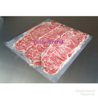 Sirloin Kazoku Meltik Beef Sliced / Striploin Beef Meltik Slice 250gr
