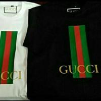 kaos t-shirt kaos pria GUCCI