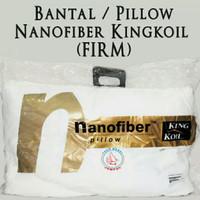 SALE - ORIGINAL Bantal King Koil Nano Fiber - Super Big Size 60 x 90cm