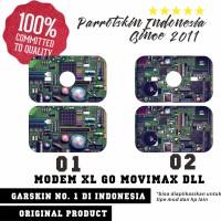 Garskin Modem XL GO movimax huawei e5573 e5577 motherboard edition