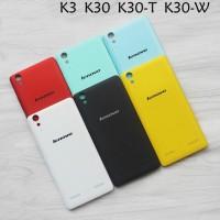 Casing Belakang / Backdoor Lenovo A6000 Back Cover tutup belakang Back