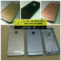 Housing Casing Backdoor iPhone 5G / 5S model iPhone 6+ / 6 plus