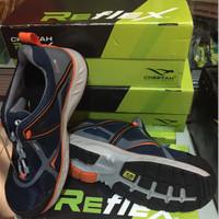 Sepatu Safety Sport Cheetah Reflex 8080 Original