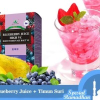 BLUEBERRY JUICE by GREEN WORLD