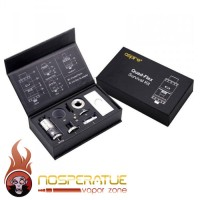 (Dijamin) Aspire Quad Flex - Survival Kit 4 in 1 - Authentic by Aspire