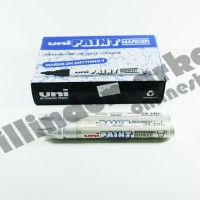 Spidol Ban UNi Paint Marker PX-20 White / Putih