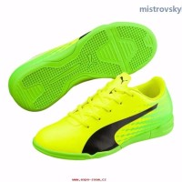 PUMA Kids EvoSPEED 17 5 It Indoor Football Training Futsal Shoes Jun