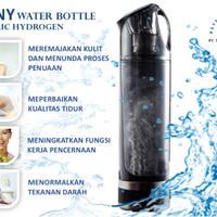 SHINY ELECTRIC HYDROGEN ALKALI WATER BOTTLE / BOTOL AIR HYDROGEN