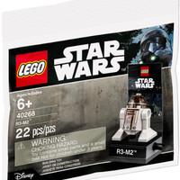 Lego 40268 STAR WARS R3-M2 Polybag