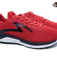Sepatu Running Specs Dual Enduro True Red - Art 200504