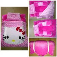 Kasur Bayi Gulung Set Karakter Hello Kitty