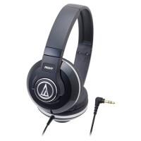 Audio-Technica ATH-S500 BK Street Monitoring Headphone - Black