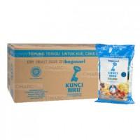 Kunci Biru Premium Tepung Terigu 1 Kg Isi 12 Pcs