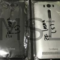 Backdoor Tutup Baterai Asus Zenfone 2 Laser 5 Inch ZE500KG / ZE500KL - Putih